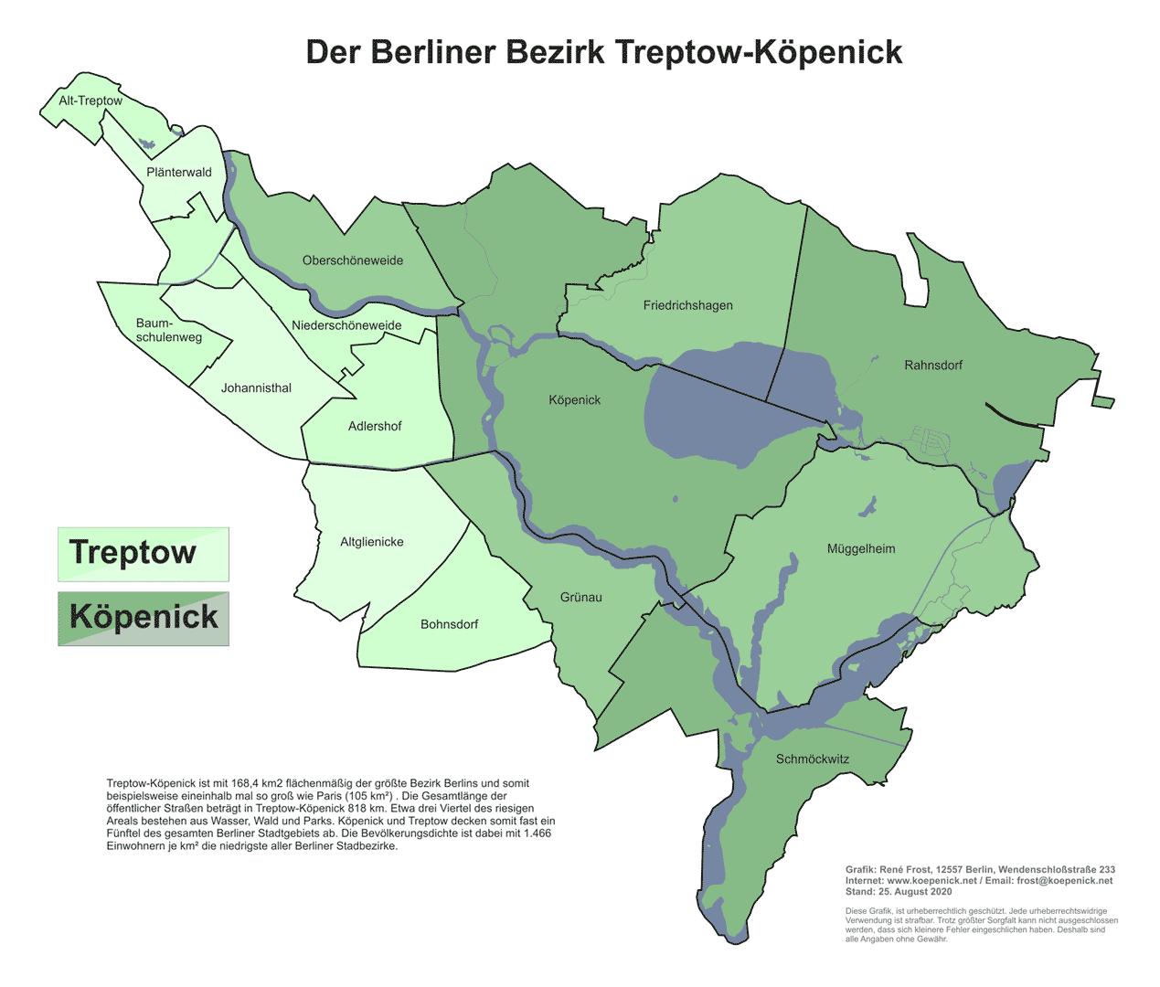 Bezirksamt Treptow Köpenick Berlin